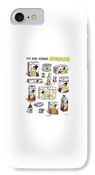The New Yorker Repackaged IPhone Case