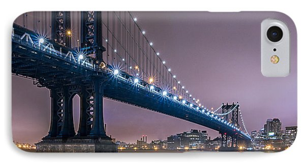 IPhone Case featuring the photograph The Night B4 Christmas  by Anthony Fields