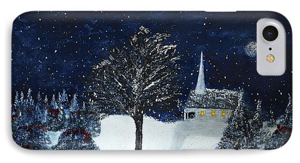 The Night Before Christmas IPhone Case