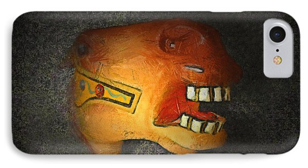 The Nightmare Phone Case by Ernie Echols
