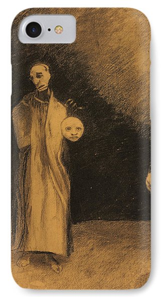 The Nightmare IPhone Case by Odilon Redon