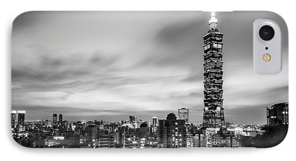 The Nights Of Taipei IPhone Case