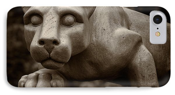 The Nittany Lion Shrine IPhone Case by Mark Miller