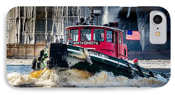 The North Dakota Phone Case by David Wynia