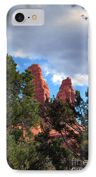 The Nuns IPhone Case by Deb Halloran