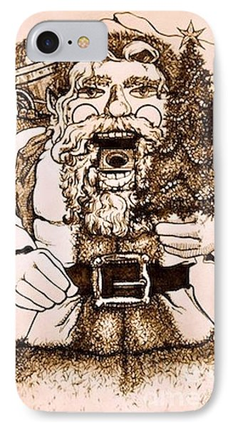 The Nutcracker IPhone Case