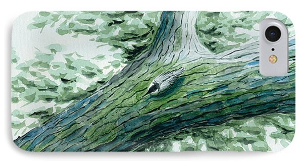 The Nuthatch IPhone Case