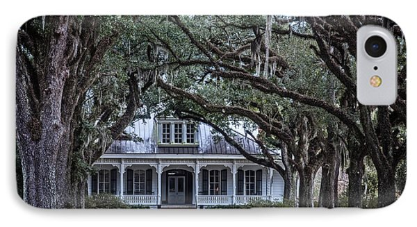The Oaks Plantation IPhone Case