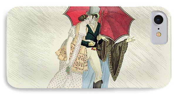 The Obliging Umbrella IPhone Case