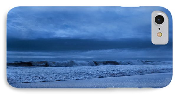 The Ocean Moon Square IPhone Case by Bill Wakeley