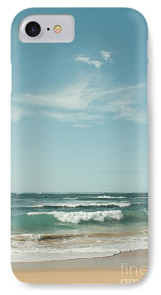 The Ocean Of Joy Phone Case by Sharon Mau