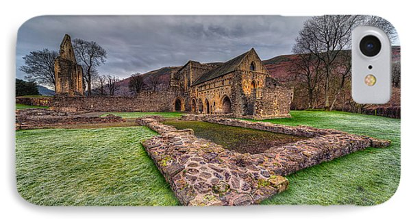 The Old Abbey IPhone Case by Adrian Evans