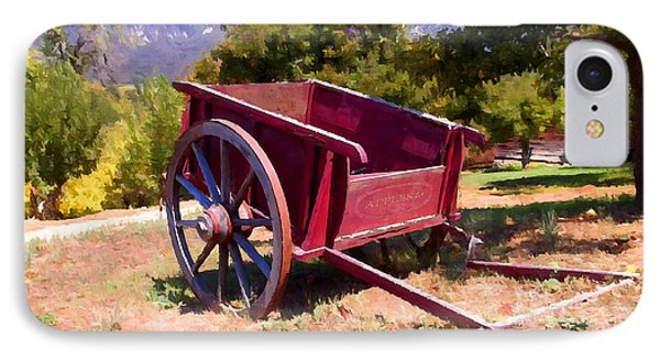 The Old Apple Cart Phone Case by Glenn McCarthy Art and Photography