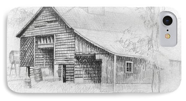 The Old Barn IPhone Case