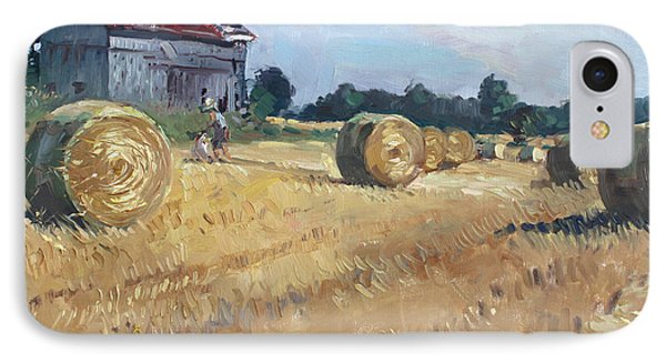 The Old Barns In Georgetown On IPhone Case by Ylli Haruni