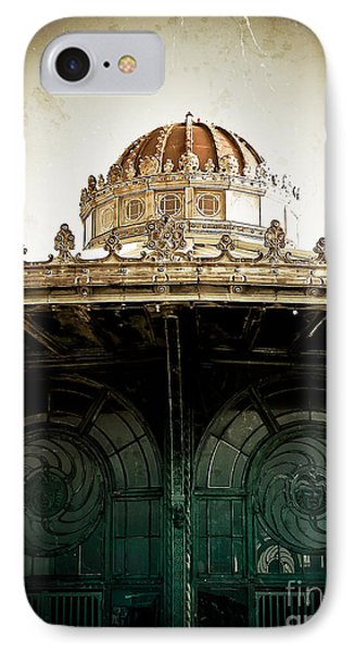 The Old Carousel House IPhone Case