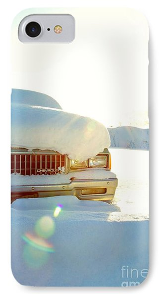 The Old Chevy Phone Case by Alanna DPhoto