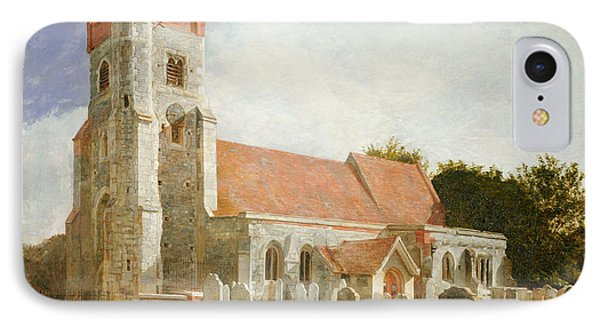 The Old Church IPhone Case