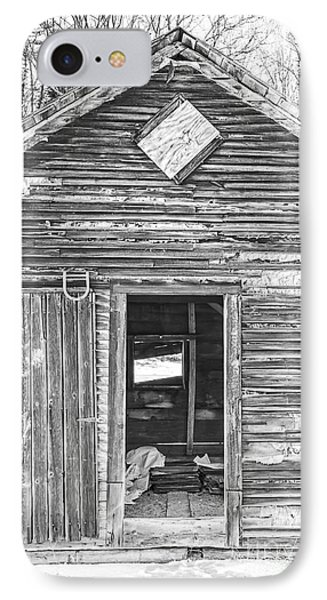 The Old Farm Shed IPhone Case