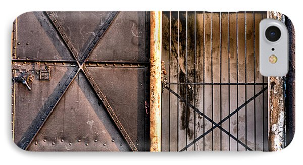 The Old Fort Gate-color IPhone Case