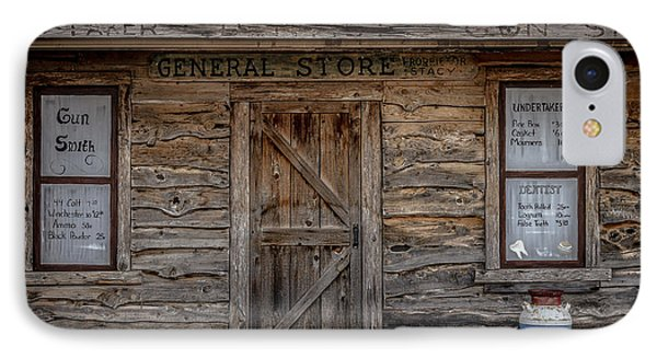 The Old General Store IPhone Case