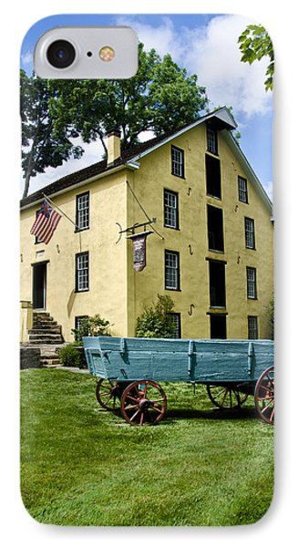 The Old Grist Mill Near Valley Forge IPhone Case