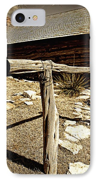 The Old Hitching Post IPhone Case
