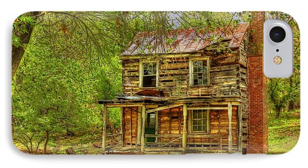 The Old Home Place IPhone Case by Dan Stone