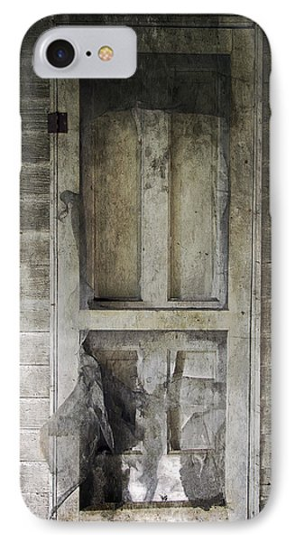The Old Lowman Door Phone Case by Brian Wallace