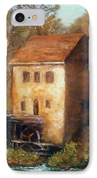 The Old Mill Phone Case by Gail Kirtz