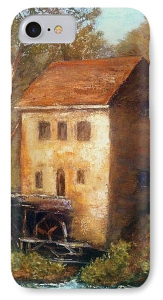 The Old Mill IPhone Case by Gail Kirtz