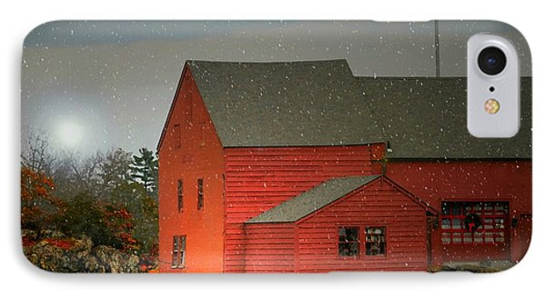 The Old Mill Kirby Pond Phone Case by Diana Angstadt