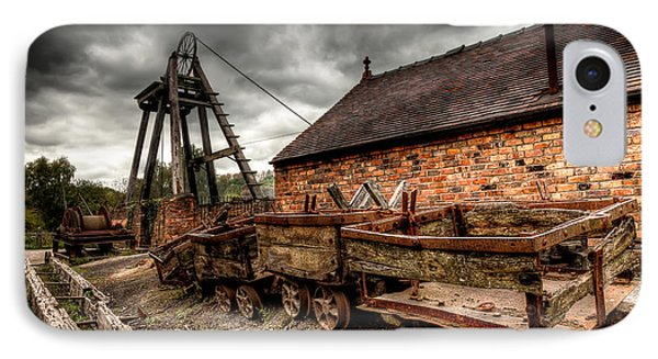 The Old Mine IPhone Case by Adrian Evans