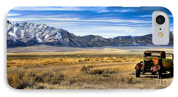The Old One Phone Case by Robert Bales