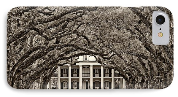 The Old South Sepia IPhone Case by Steve Harrington