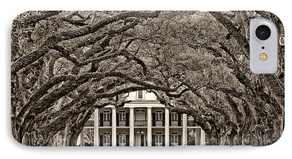 The Old South Sepia IPhone Case