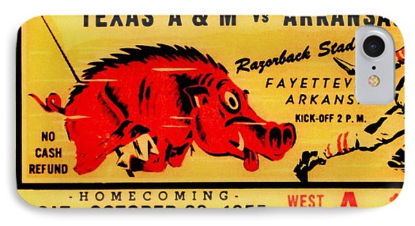 The Old Southwest Conference Phone Case by Benjamin Yeager