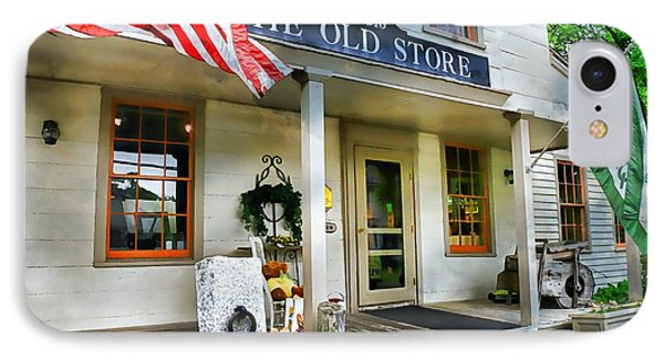 The Old Store IPhone Case by Diana Angstadt