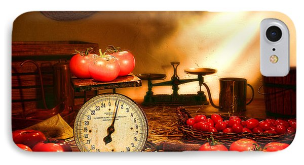The Old Tomato Farm Stand IPhone Case