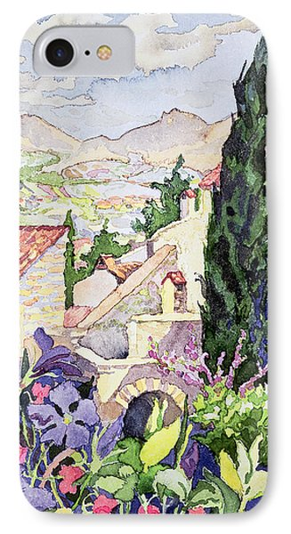 The Old Town Vaison IPhone Case