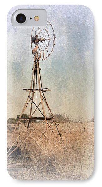 The Old Windmill Phone Case by Elaine Teague