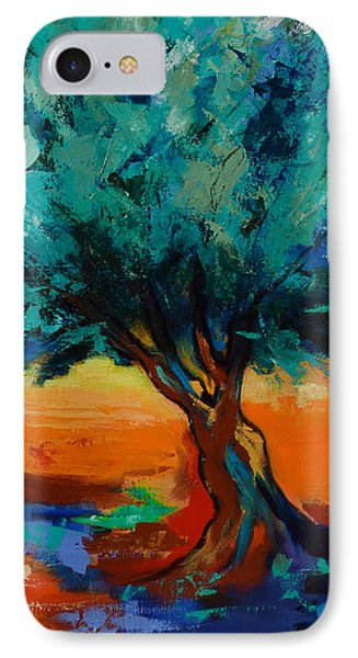 The Olive Trees Dance IPhone Case