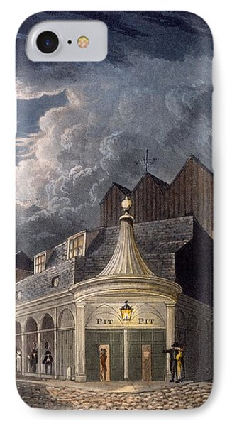 The Olympic Theatre, 1826 IPhone Case