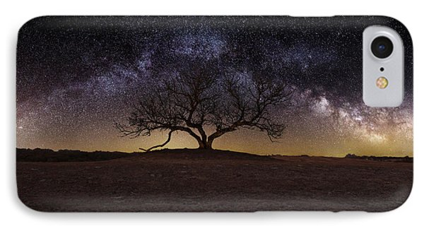 The One IPhone Case by Aaron J Groen
