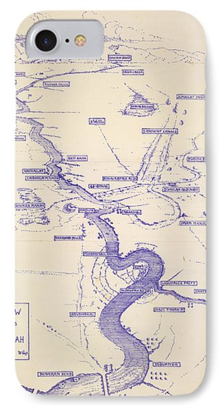 The Operations Round Kut-al-amara IPhone Case by British Library