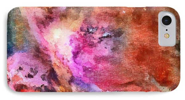 The Orion Nebula IPhone Case by Dan Sproul