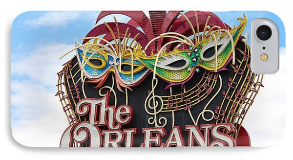 The Orleans Hotel Phone Case by Cynthia Guinn