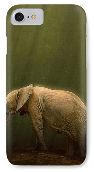 The Orphin IPhone Case by Aaron Blaise