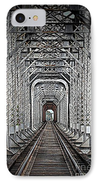 The Other Side  Phone Case by Barbara Chichester