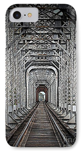 IPhone Case featuring the photograph The Other Side  by Barbara Chichester